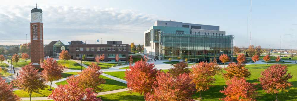 Grand Valley State University's Campus